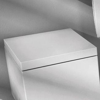 Artceram Block BKA002 Крышка для унитаза с плавным опусканием. Производитель: Италия, Artceram