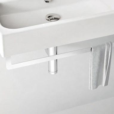 Artceram Block BKA003 Полотенцедержатель для умывальников 65 и 90 см. Производитель: Италия, Artceram